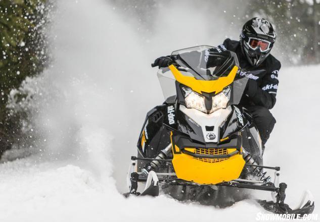 2015 Ski Doo Xrs >> 2016 Ski-Doo Lineup Preview - Snowmobile.com