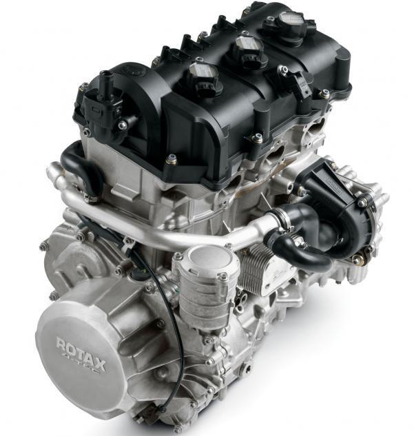 Rotax 1200 4-TEC Engine