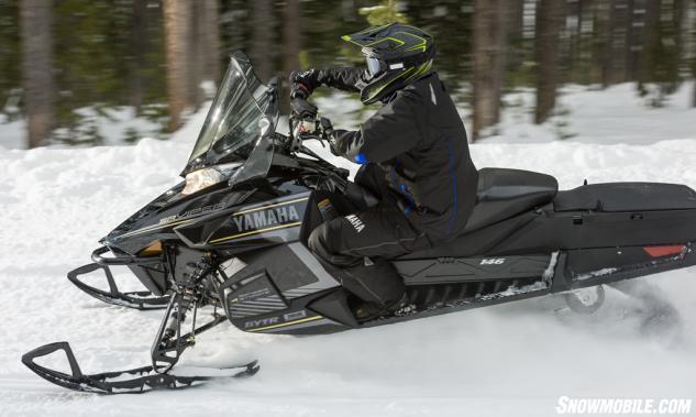 2016 Yamaha Viper STX 146 DX