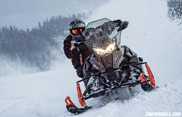 2016 Arctic Cat XF CrossTrek