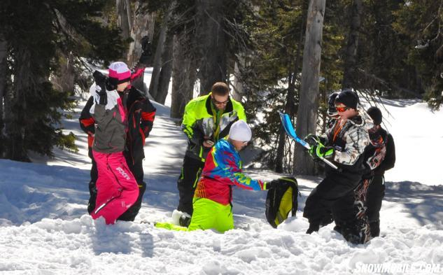 Avalanche Training Transeiver Search