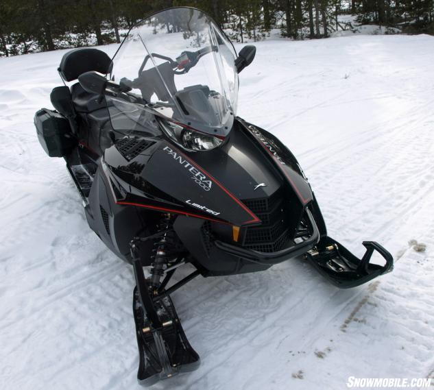 2016 Arctic Cat Pantera 7000 XT LTD Windshield