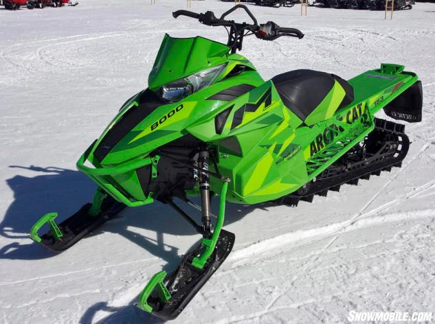 Arctic Cat  Review