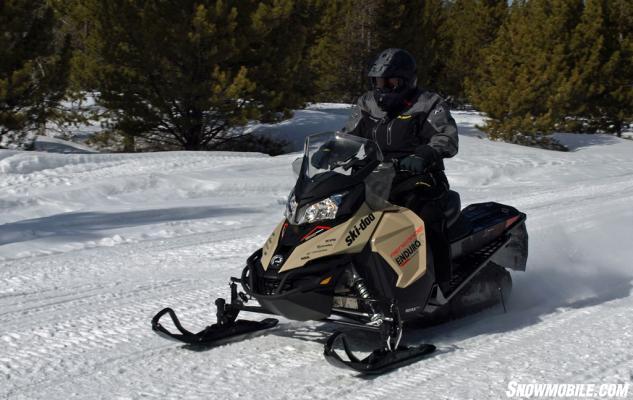 2016 Ski-Doo Enduro 1200 4-TEC Action Trail