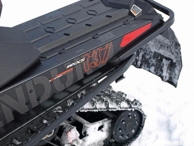 2016 Ski-Doo Enduro 1200 4-TEC Rear