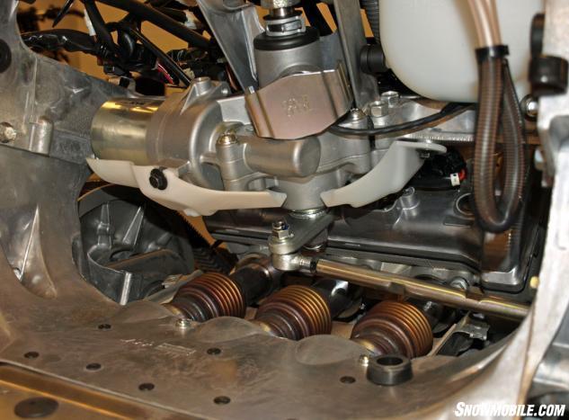 2016 Yamaha Venture TF LE EPS Motor