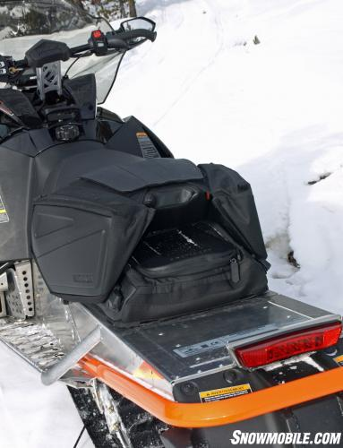 2016 Arctic Cat XF 6000 CrossTrek Rear