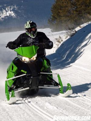 Arctic Cat's Premium jackets feature a 3M Thinsulate Platinum Insulation zip-out liner that can be worn as a stand-alone jacket.