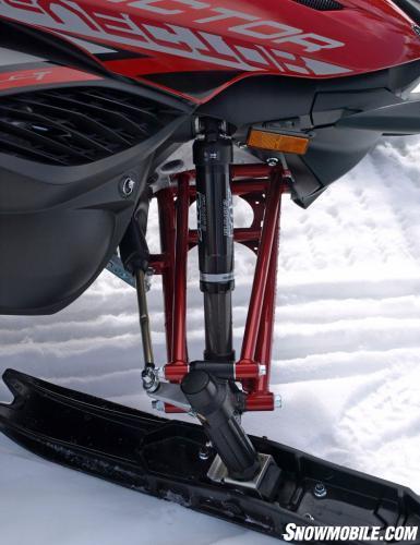 2016 Yamaha Vector X-TX 1.75 LE Fox Float Tuner Ski