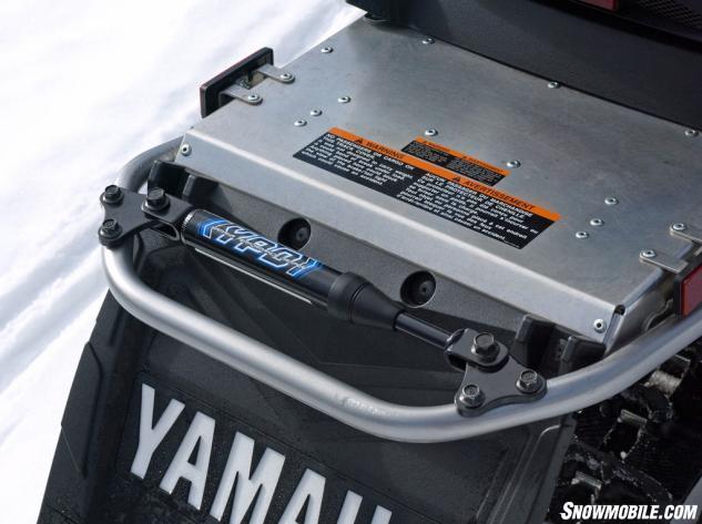 2016 Yamaha Vector X-TX 1.75 LE Performance Damper