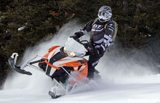 2016 Arctic Cat XF 8000 High Country Action Flat