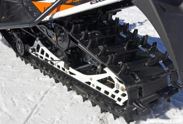 2016 Arctic Cat XF 8000 High Country Track