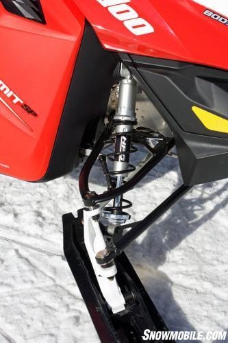 2016 Ski-Doo Summit SP T3 Front Suspension