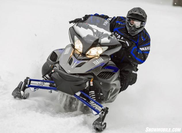 2016 Yamaha RS Vector Action Front