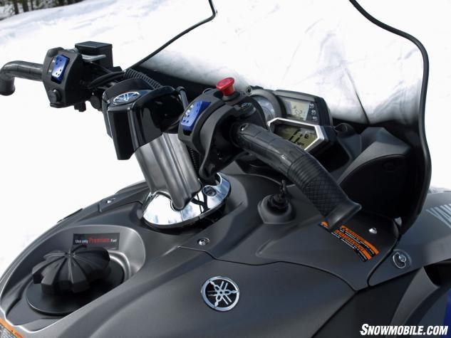 2016 Yamaha RS Vector Handlebar