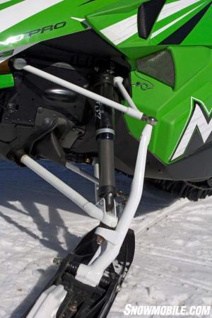 2016 Arctic Cat M8000 Sno Pro SE Front Suspension