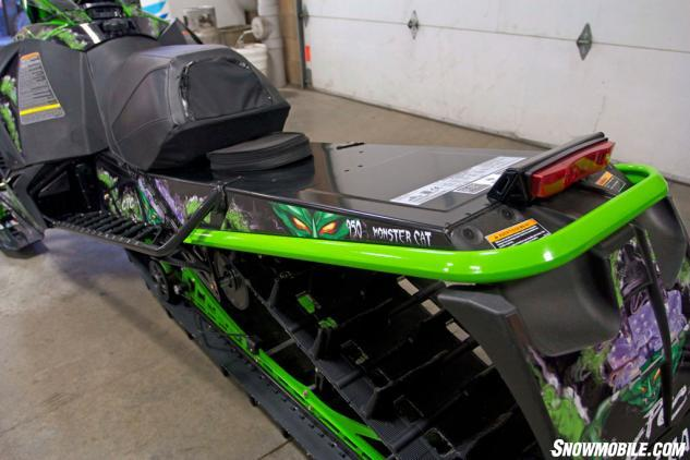Arctic Cat Accessory Runningboards
