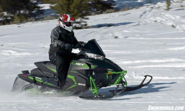 2016 Arctic Cat Zr 6000 El Tigre 129 Review Snowmobile Com
