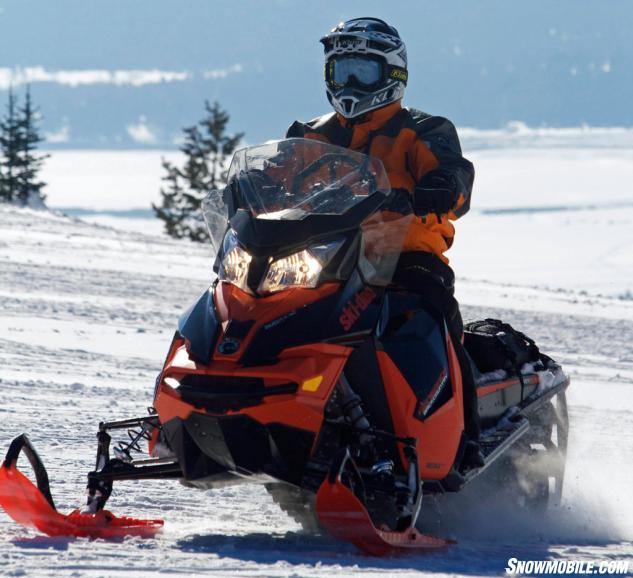 2016 Ski-Doo Renegade Backcountry 800R Review - Snowmobile com