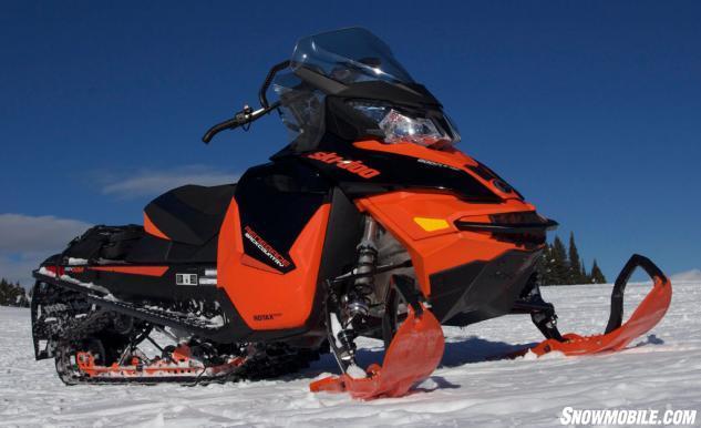 2016 Ski-Doo Renegade Backcountry 800R Beauty