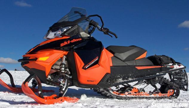 2016 Ski-Doo Renegade Backcountry 800R HPG Shocks