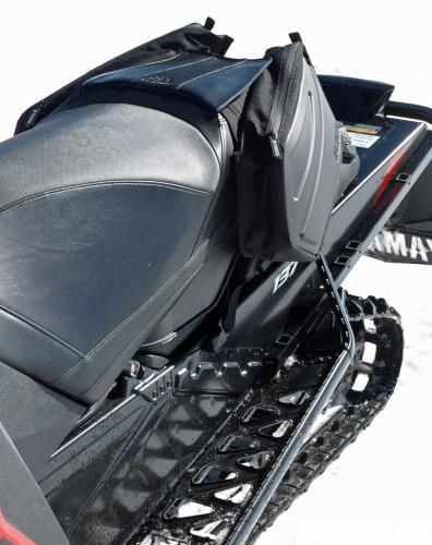 2016 Yamaha Viper S-TX 137 DX Bags and Seat