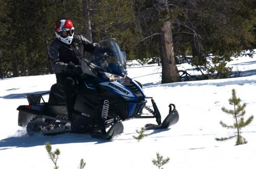 2016 Arctic Cat Bearcat 3000 LT Action Right