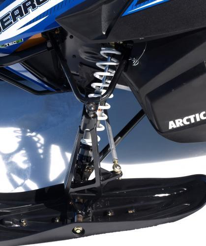 2016 Arctic Cat Bearcat 3000 LT Front Suspension