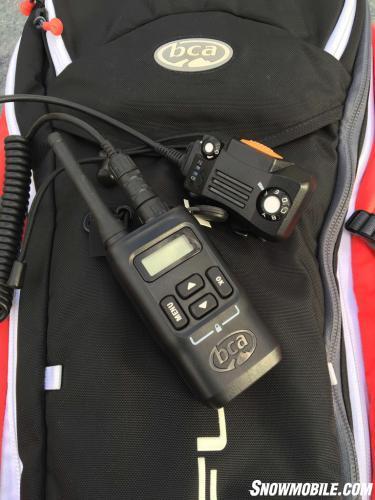 BC Link 2-Way Radio