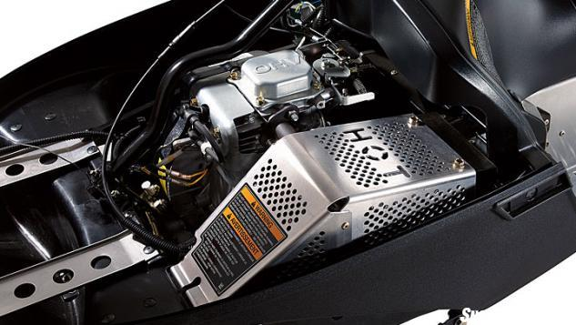 2016 Polaris Indy 120 Engine