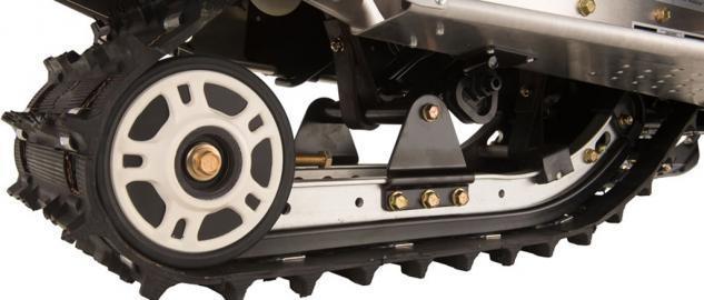 2016 Yamaha SRX 120 Track