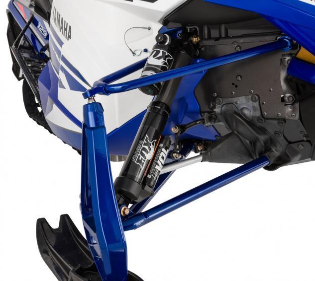 2016 Yamaha Viper R-TX LE Front Suspension