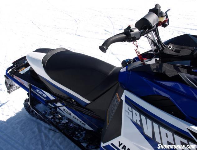 2016 Yamaha Viper R-TX SE Handlebar