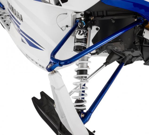 2016 Yamaha Viper R-TX SE Front Suspension