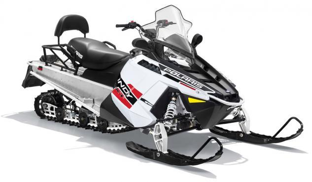 2016 Polaris 550 Indy LXT White