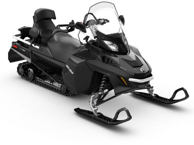 The Expedition LE combines Grand Touring heritage with Skandic backcountry versatility in a package that only Ski-Doo engineering could have imagined.