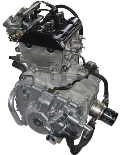 Arctic Cat 5000 Engine