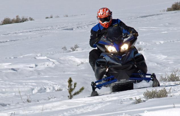 2016 Yamaha Apex X-TX Off-Trail