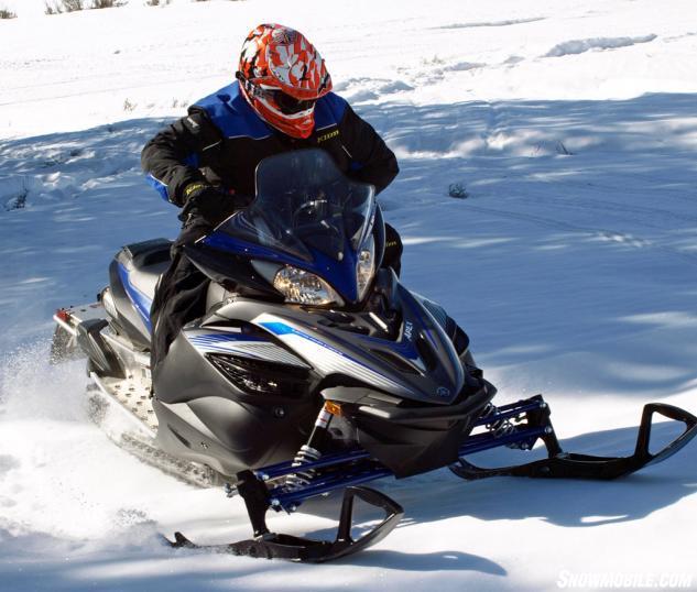 2016 Yamaha Apex X-TX Power Steering