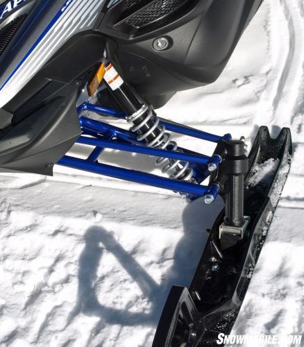 Kyb Shocks Review >> 2016 Yamaha Apex X-TX Review - Snowmobile.com