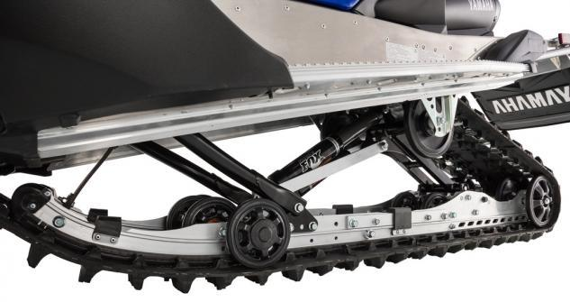 2016 Yamaha Apex X-TX SingleShot