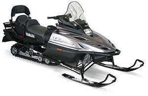 While Yamaha is all 4strokes in the USA, you can find a few 2strokers like the Venture XL in other snow countries.