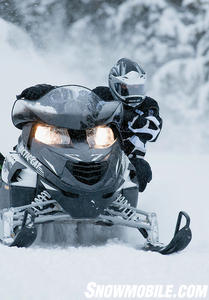 Arctic Cat's Z1 Turbo suits a variety of riders.