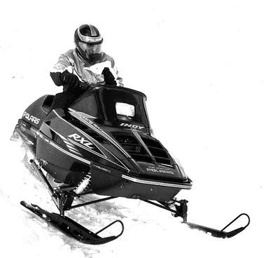One main benefactor of Polaris' EFI was the mountain rider as the system adjusted automatically to altitude.