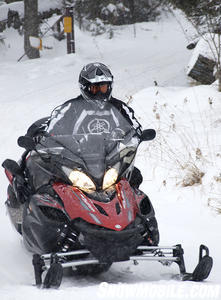 All new for 2009 Yamaha's Venture GT enjoys more powerful and efficient Genesis 120FI triple.