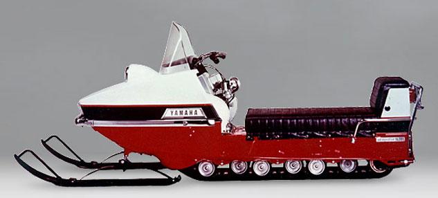 1969 Yamaha SL351
