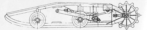 1974 Alouette Suspension
