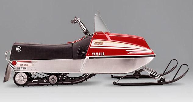 Vintage Review: Yamaha Enticer 300 - Snowmobile.com