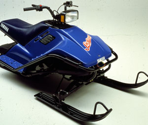 Snowmobile sales leaders through the years for Yamaha sno scoot