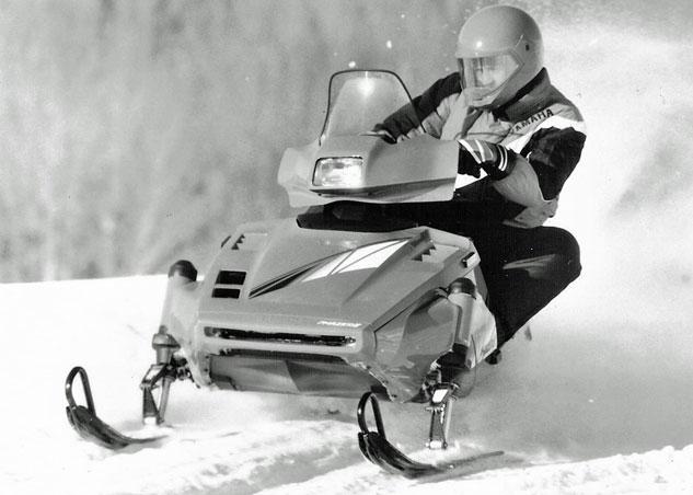 1989 Yamaha Phazer Ii Vs Arctic Cat Prowler Snowmobilecom